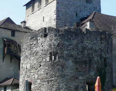 Bergfried in Feldkirch