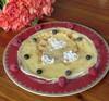 Russischer Pfankuchen - Symbol der Sonne