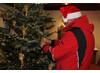 Der österreichische Weihnachtsmann brachte einen schönen Tannenbaum!