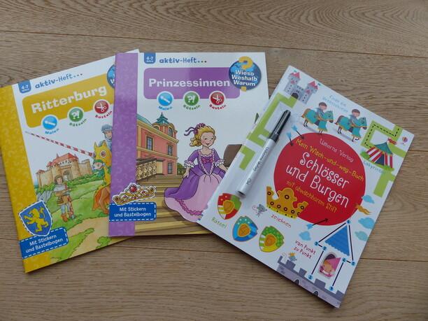 Kinderbücher im Schattenburg-Museum