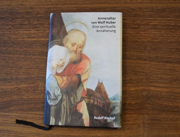Annenaltar_Buch_Rudolf Bischof_Titelseite
